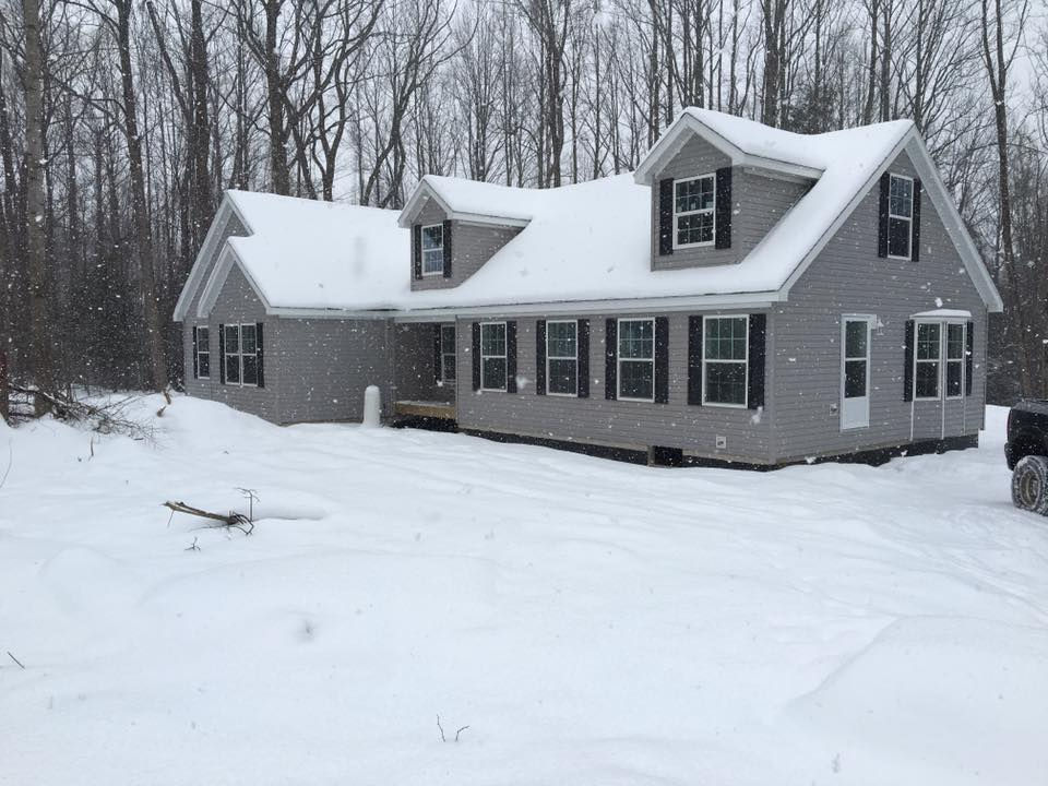 Modular Homes for Sale Springville, NY