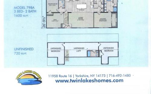 modular home floor plan