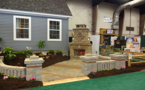 Modular Home patio